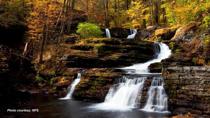 New Jersey National Park Units