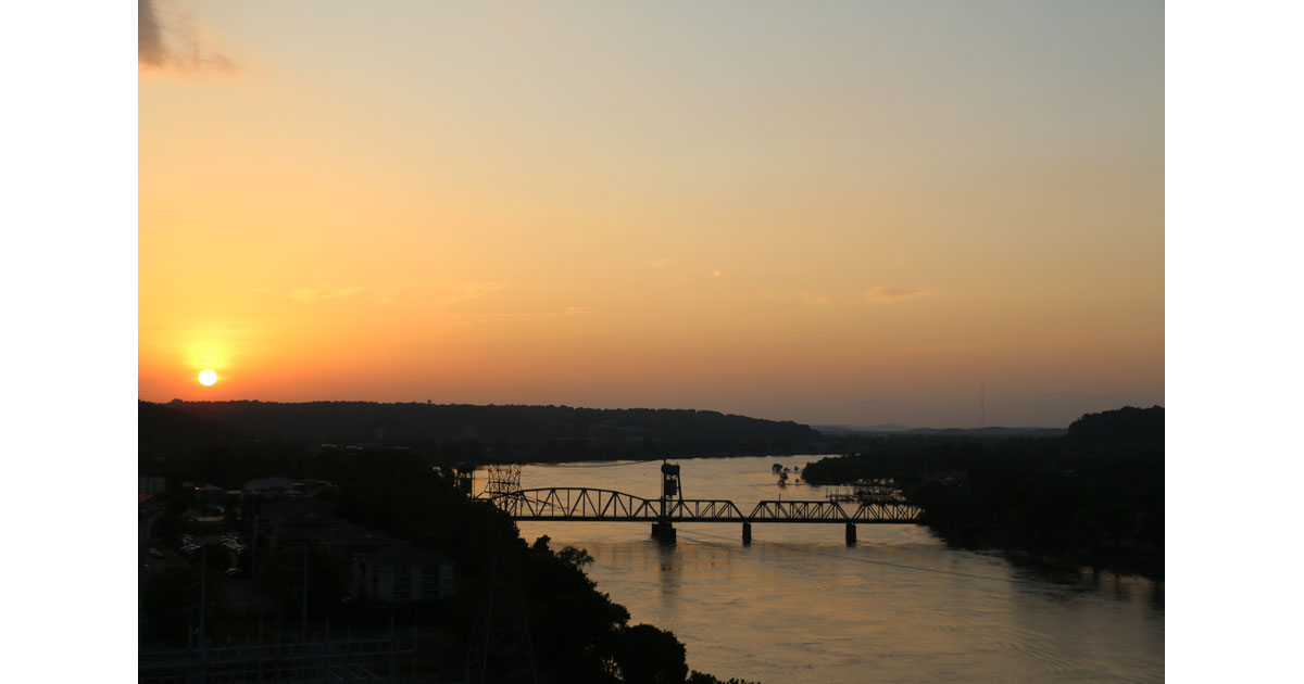 Arkansas River Front