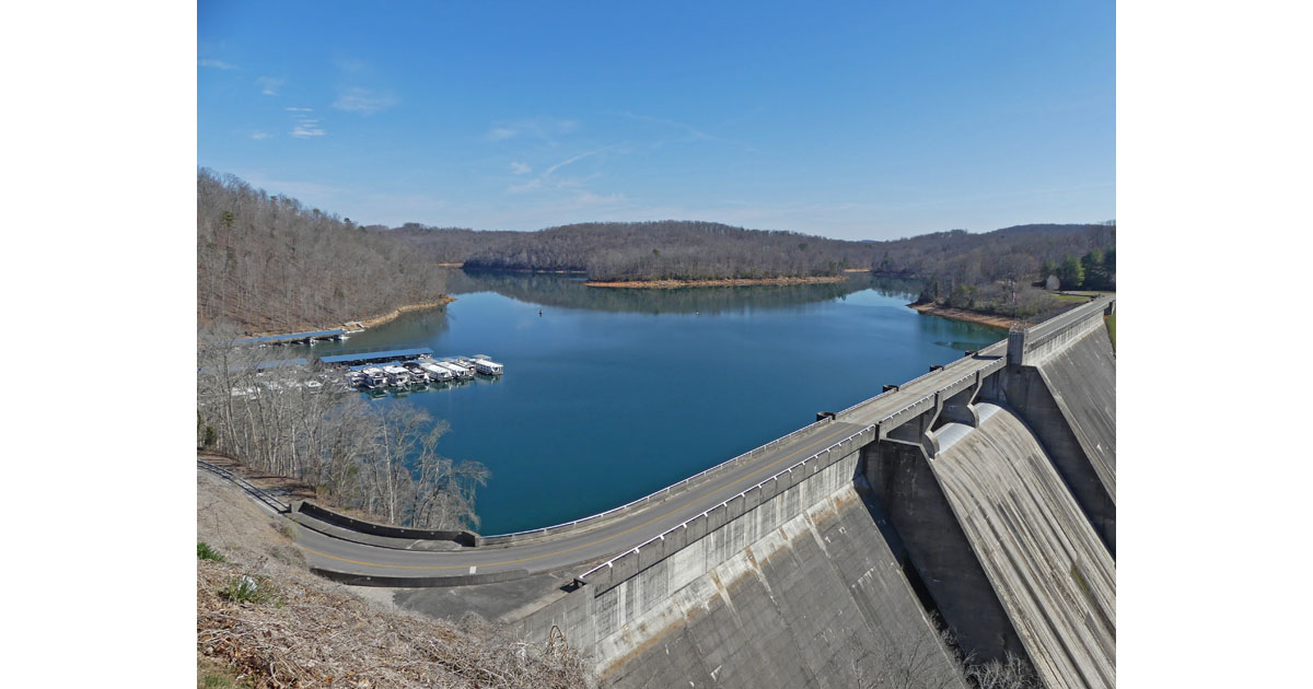 Norris Dam State Park, Tennessee