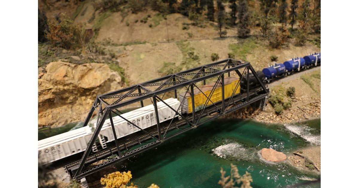 Colorado Model Railroad Museum, Greeley, Colorado
