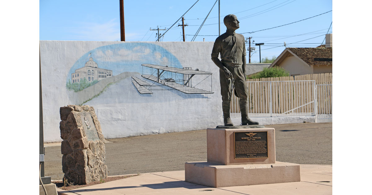 Robert G. Fowler State Monument