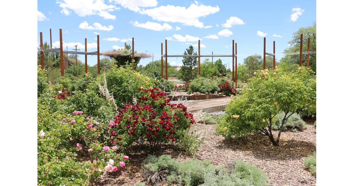 Railyard Park - Santa Fe