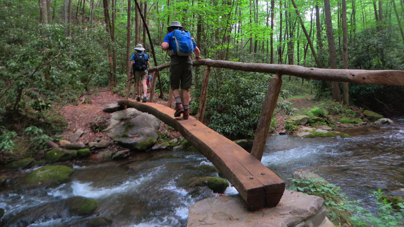 hiking the great smoky mountains parks travel magazine
